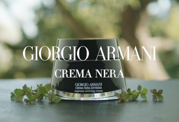 Lorenzo Dal Ri-Armani Crema Nera